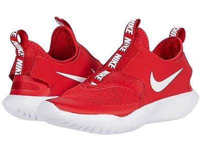 Nike Kids Flex Runner (Little Kid) (University Red/White) Kids Shoes