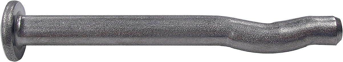 The Hillman Group 371182 Paddestoel hoofd Spike Anker, 1/4 x 2-1/2-inch, 50-Pack