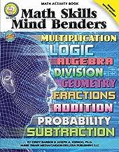 Math Skills Mind Benders, Grades 6 - 12