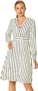 Best button down wrap dress Reviews