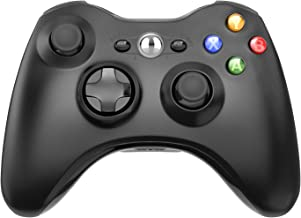 Wireless Controller Compatible with Xbox 360, Astarry 2.4GHZ Game Controller Gamepad Joystick Compatible with Xbox & Slim ...