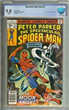SPECTACULAR SPIDER-MAN #22 CBCS 9.8 WHITE PAGES