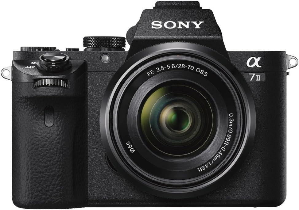 Sony Alpha a7 IIK E-mount interchangeable lens mirrorless camera
