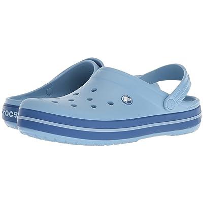 Crocs Crocband Clog (Chambray Blue/Blue Jean) Clog Shoes