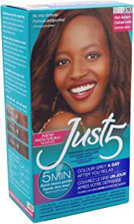 Just 5 Color Natural Rich Auburn (3 Pack)