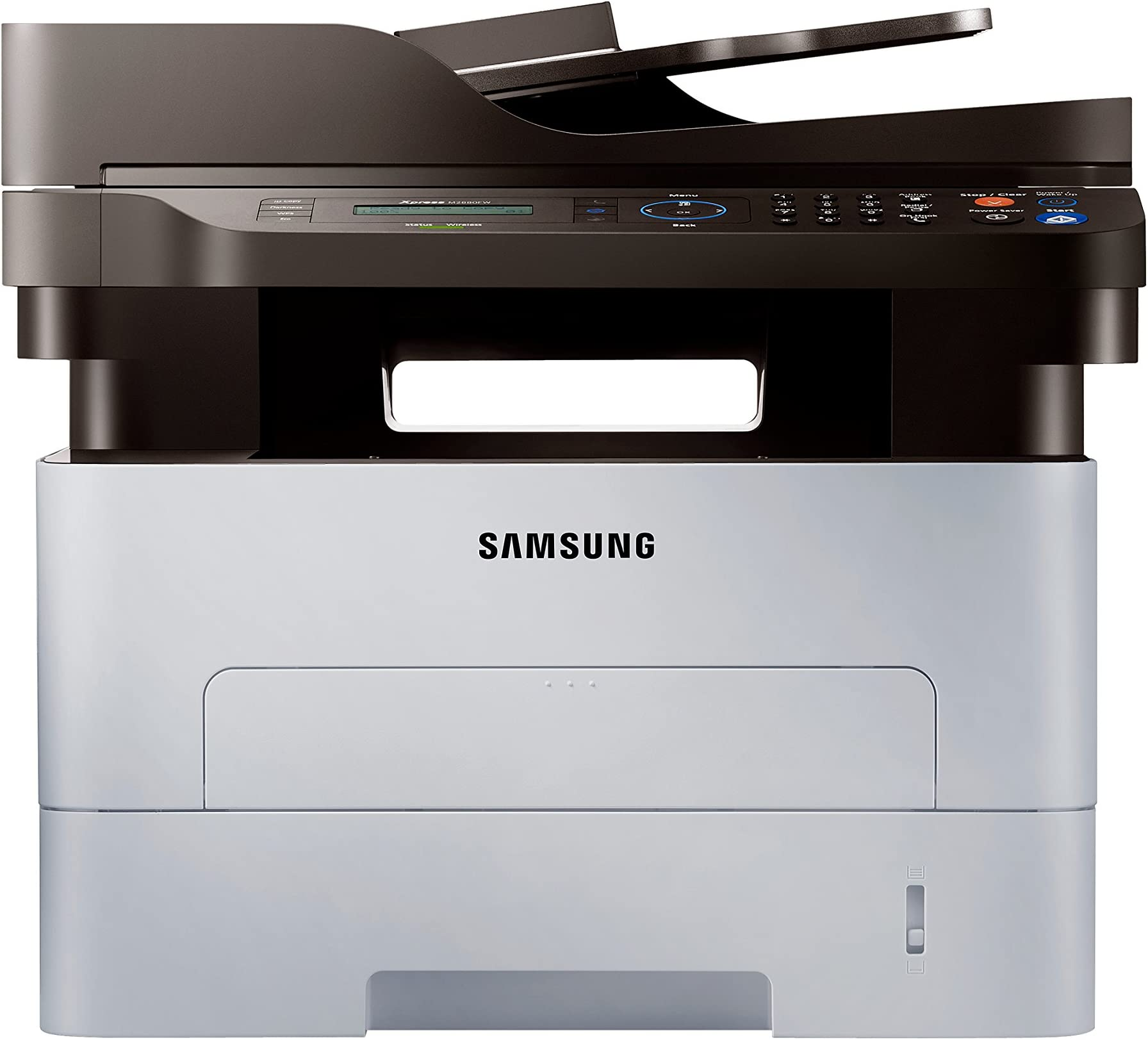 Samsung SL-M2880FW/XAC Wireless Mono Laser Printer with Scanner, Copier and Fax