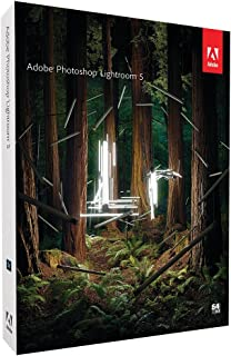 【旧製品】Adobe Photoshop Lightroom 5.0 日本語版 Windows/Macintosh版