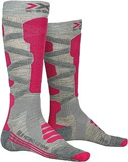 X-Socks, Ski Silk Merino 4.0 Women Calcetines De Invierno Merino Calcetines De Esquí Mujer