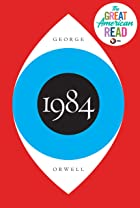 Cover image of 1984 by George Orwell