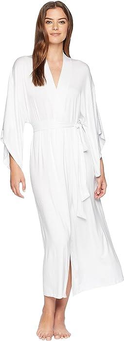1c7ae739b3 Eberjey aurora the coquettish long robe