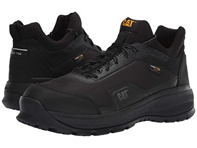 Caterpillar Engage Alloy (Black) Men