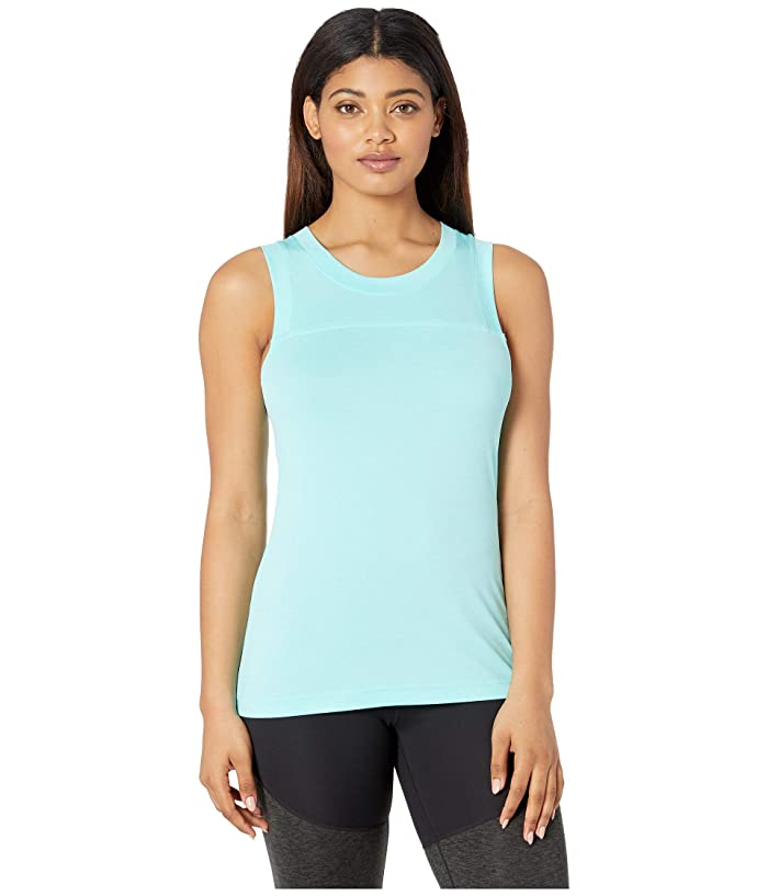 The North Face HyperLayer FD Tank Top (Mint Blue Heather) Women