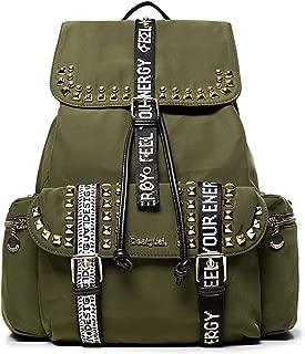 Luxury Fashion | Desigual Womens 19WAKA22GREEN Green Backpack | Fall Winter 19