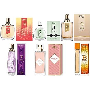 Parfum Miniaturen, Eau de Parfum 10 teilig, DF 710: Amazon