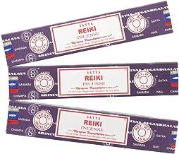 Satya Nag Champa Reiki Incense Sticks - 3 Packs