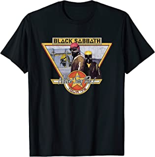 Black Sabbath Official Never Say Die Tour '78 T-Shirt
