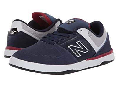 New Balance Numeric 533 (Navy/White) Men