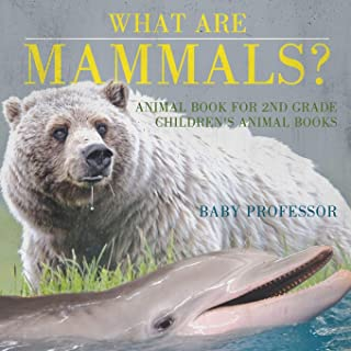 What are Mammals? Animal Book for 2nd Grade Children's Animal Books