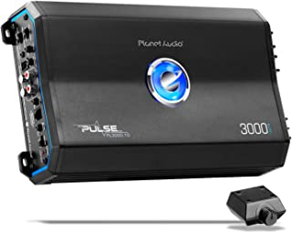 Planet Audio PL3000.1D Class D Car Amplifier - 3000 Watts, 1 Ohm Stable, Digital, Monoblock, Mosfet Power Supply, Great fo... photo