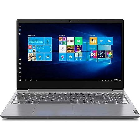 "Lenovo V15 (2021) Intel Core i3 10th Gen 15.6"" FHD Thin and Light Laptop (4GB RAM/ 1TB HDD/ Windows 10 Home/ Iron Grey/ 1.85 kg), 82C500XWIH"