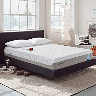 TEMPUR‐Cloud Prima Medium-Soft Mattress, Luxury Cooling Memory Foam Layers, King, Made in USA, 10 Year Warranty