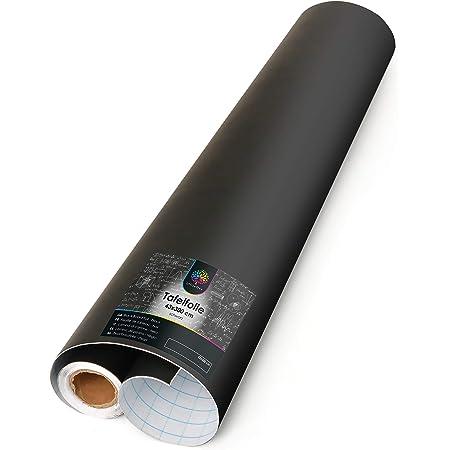 5x film de table 40x300cm avec craie Vert Murale Film Auto-Adhésif Tableau Noir