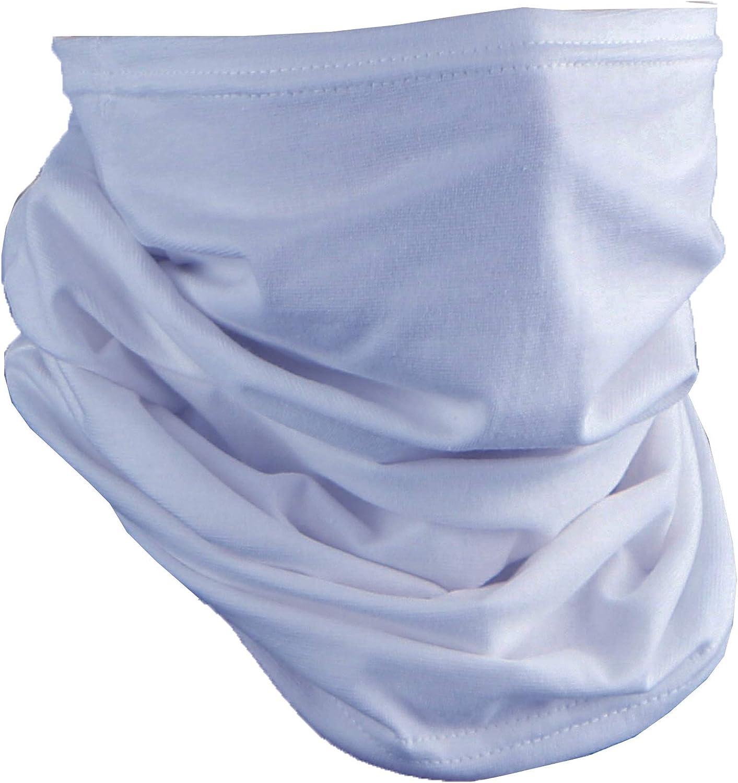 Set of 3 USA Made Cotton Neck Gaiter Face Mask Bandana Tube Scarf