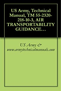 US Army, Technical Manual, TM 55-2320-218-10-3, AIR TRANSPORTABILITY GUIDANCE: TWO M151 1/4-TON TRUCKS AND ONE 1/4-TON TRAILER IN CH-47 HELICOPTER,