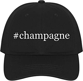 The Town Butler #Champagne - A Nice Comfortable Adjustable Hashtag Dad Hat Cap