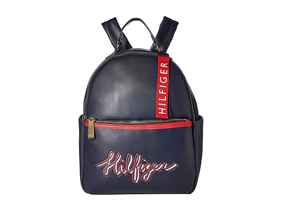 Tommy Hilfiger Tashia Backpack (Tommy Navy) Backpack Bags