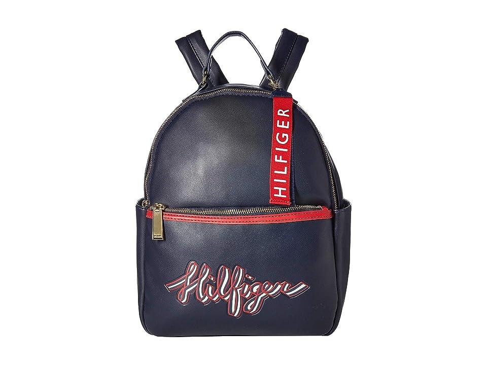 Tommy Hilfiger Tashia Backpack (Tommy Navy) Backpack Bags