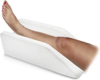 PureComfort - Adjustable Leg, Knee, Ankle Support and Elevation Pillow | Surgery | Injury | Rest | (Standard)