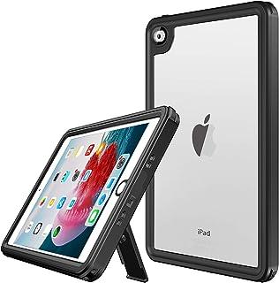iPad mini4 防水ケース 耐衝撃 全方向保護 防塵 スタンド機能 IP68 ストラップ付 防水ケース 超軽量 落下防止 高耐久ケース 風呂 雨 プール 海