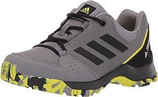 adidas Terrex Hyperhiker Low Hiking Shoes, Grey/Black/Grey