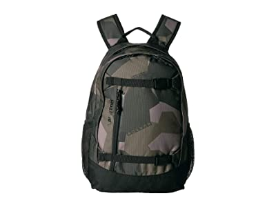 Burton Kids Youth Day Hiker [20L] (Three Crowns Camo Print) Backpack Bags
