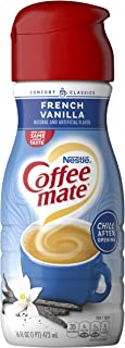 Coffee-mate French Vanilla Liquid Coffee Creamer, 16 fl oz