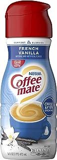 Coffee-mate French Vanilla Liquid Coffee Creamer, 16 fl oz
