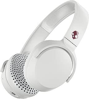 Skullcandy S5PXW-L635 Riff Wireless On-Ear Headphones with Microphone - Vice/Gray/Crimson