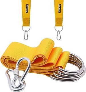 Carry Bag Included! Tire Swings Hammocks Minggo Tree Swing Straps ...
