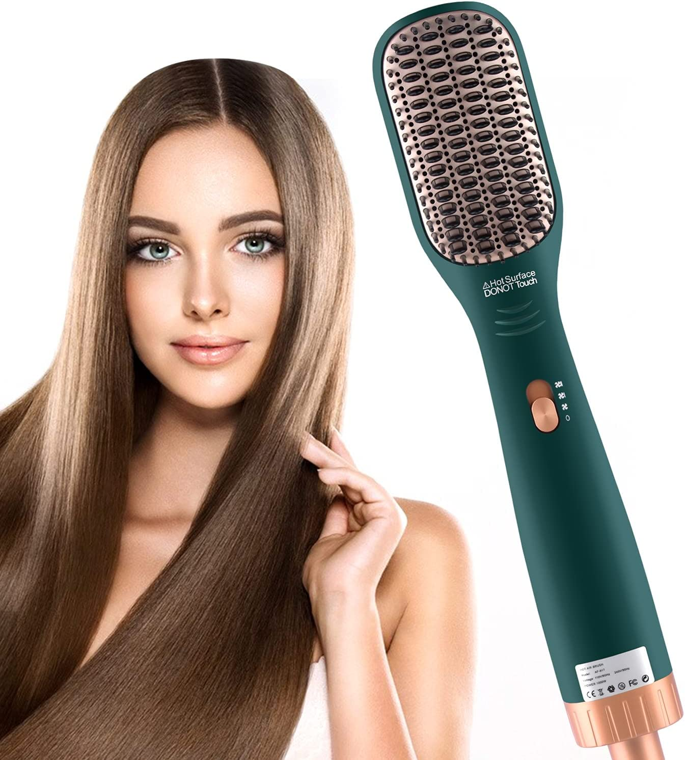 Hot Air Brush,4 in 1Professional Dryer Hair and Blow Brush It is supreme very popular