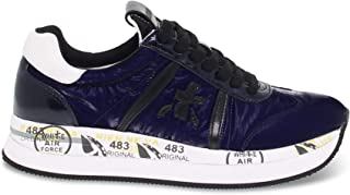 PREMIATA Luxury Fashion Womens CONNY4267 Blue Sneakers | Fall Winter 19