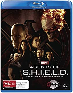 Marvel's Agents of S.H.I.E.L.D - Season 4