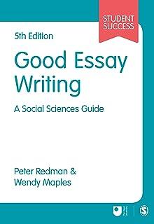 Redman, P: Good Essay Writing: A Social Sciences Guide