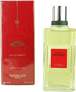 HABIT ROUGE by Guerlain (MEN) HABIT ROUGE-EAU DE PARFUM SPRAY 3.4 OZ