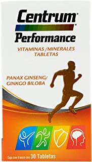 Centrum Performance, 30 Tabletas