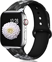 KOLEK Floral Bands Compatible with Apple Watch 38mm 42mm...