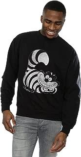 Men's Alice in Wonderland Mono Cheshire Cat Sweatshirt