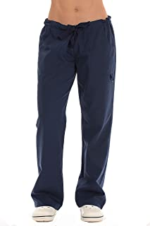 Just Love Cargo Solid Scrub Pants for Women