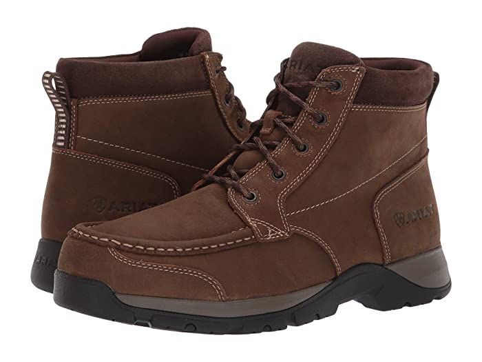 Ariat  Edge (Dark Storm) Mens Lace-up Boots