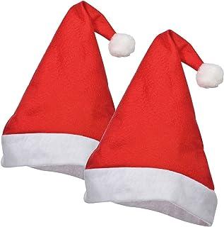 a330df50561 TK Gruppe Timo Klingler Gorros de Navidad Gorros de Papá Noel Gorra de Navidad  roja (